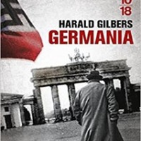 Harald Gilbers - Germania (Série Richard Oppenheimer 1)